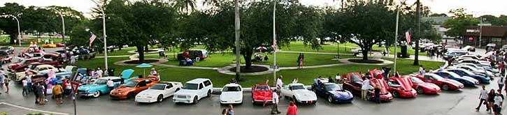 Miami Lakes Classic Car Show