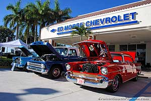 South Floridas Hottest Cruisin Classic Car Show Photos Site Home - Ed morse sawgrass car show