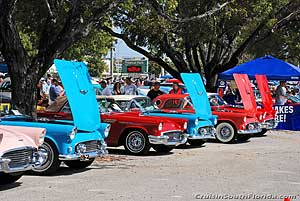 South Floridas Hottest Cruisin Classic Car Show Photos Site Home - Green isle park car show