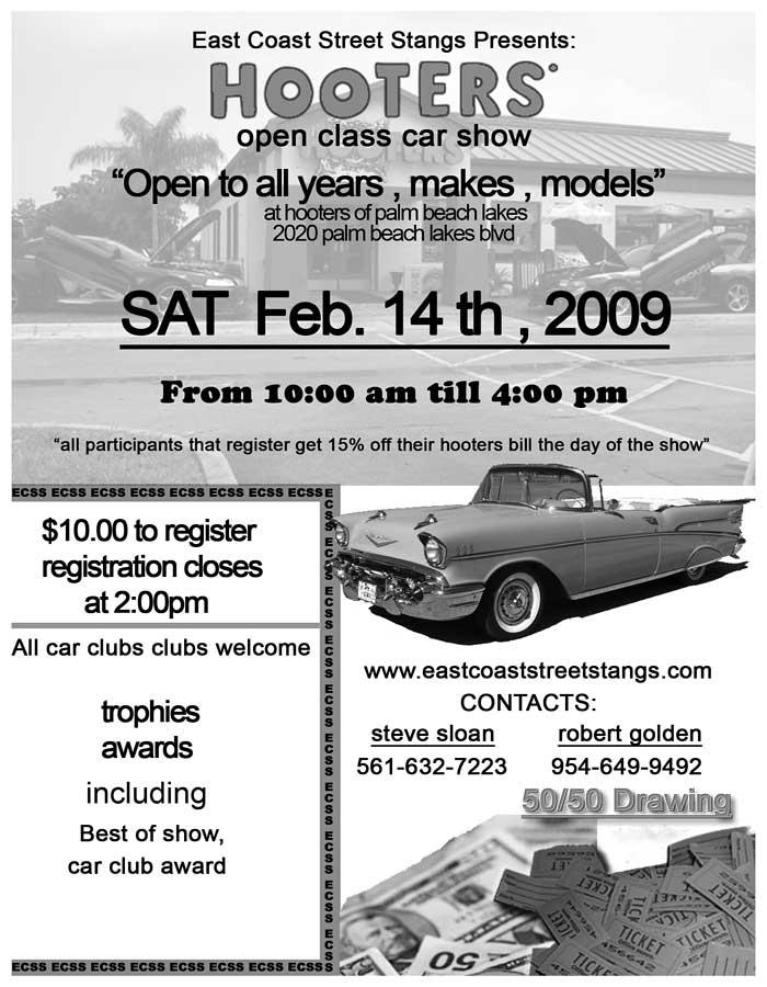 Hooters Car Show West Palm Beach - Car show west palm beach