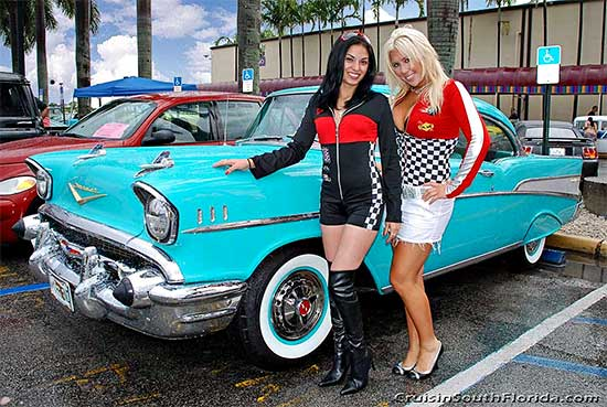 Cruisin South Florida South Floridas Hottest Classic Car Shows - Car show florida