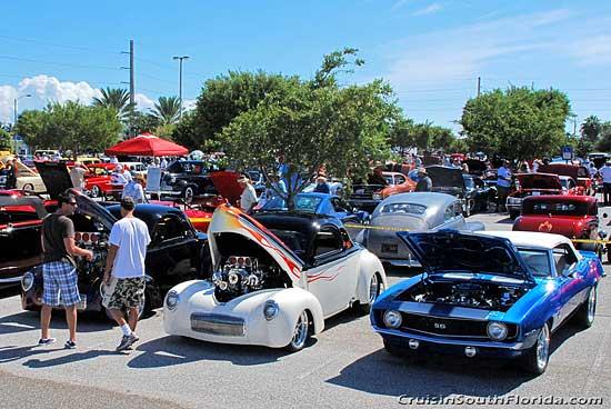 Cruisin South Florida South Florida S Hottest Classic Car Shows