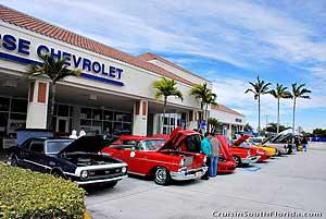 South Floridas Hottest Cruisin Classic Car Show Photos Site Home - Ed morse sawgrass car show