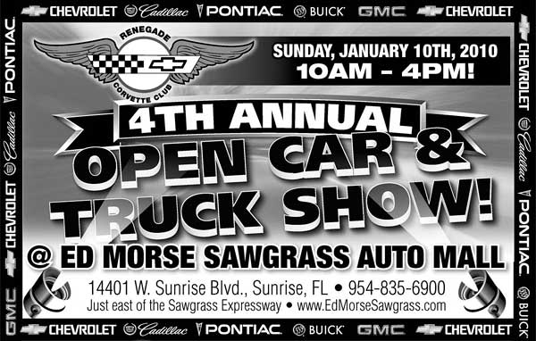 Cruisin South Florida South Floridas Hottest Classic Car Show - Ed morse sawgrass car show
