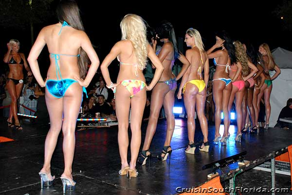 Bikini Contests swimsuit models in photos and videos