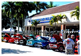 Cruisin South Florida South Floridas Hottest Classic Car Shows - Ed morse sawgrass car show