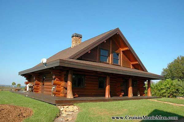 2005 John 39 S Custom Log Home